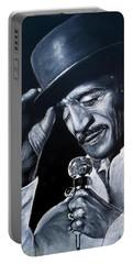 Sammy Davis Jr Portable Battery Charger