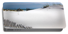 Sand Dunes Dream 3 Portable Battery Charger by Marie Hicks