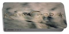 Sandscript Portable Battery Charger