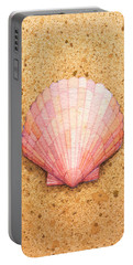 Scallop Shell Portable Battery Charger