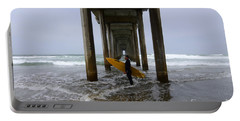 Scripps Pier Surfer 2 Portable Battery Charger