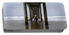 Scripps Pier Surfer 3 Portable Battery Charger