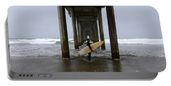 Scripps Pier Surfer Portable Battery Charger