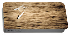 Seagull Antiqued Portable Battery Charger