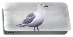 Seagull Portable Battery Charger by Chriss Pagani