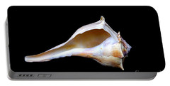 Portable Battery Charger featuring the photograph Seashell 2 by Deniece Platt