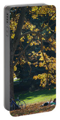 Portable Battery Charger featuring the photograph September Dreams by Joseph Yarbrough