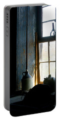 Portable Battery Charger featuring the photograph Shades Of Blue by Vicki Pelham