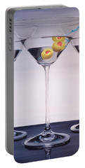 Shaken Not Stirred Portable Battery Charger