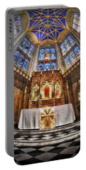Shelter For Thy Soul Portable Battery Charger