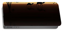 Ships Of The Desert Portable Battery Charger