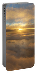 Silver Lake Sunrise Portable Battery Charger