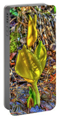 Skunk Cabbage - 2 Portable Battery Charger