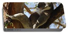 Sleeping Koala Portable Battery Charger