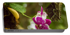 Soaring Orchid Portable Battery Charger