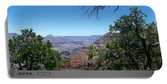 South Rim Twin Pines Portable Battery Charger