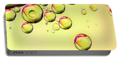 Sparkling Lime Portable Battery Charger