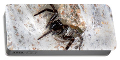Spiders Trap Portable Battery Charger