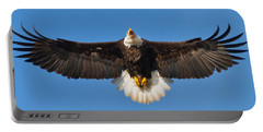 Portable Battery Charger featuring the photograph Spread Eagle by Randall Branham