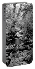 Portable Battery Charger featuring the photograph Spring Creek by Kathleen Grace