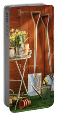 Spring Gardening Portable Battery Charger