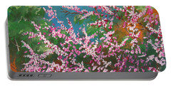 Springs Blossoms  Portable Battery Charger