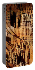 Portable Battery Charger featuring the photograph Stand Tall by Vicki Pelham