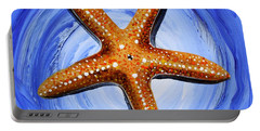 Star Of Mary Portable Battery Charger