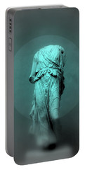 Still Life - Robed Figure Portable Battery Charger