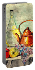 Still Life Portable Battery Charger