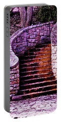 Stone Staircase Portable Battery Charger