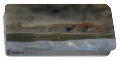 Storm On Land Portable Battery Charger