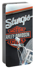 Sturgis Harley Store Portable Battery Charger