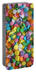 Sugar Confetti Portable Battery Charger