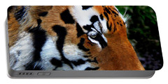 Portable Battery Charger featuring the photograph Sumatran Strength by Davandra Cribbie