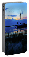 Sunset Calm Portable Battery Charger