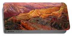 Sunset Grand Canyon Portable Battery Charger