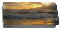 Sunset On Maui Portable Battery Charger