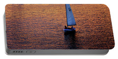 Sunset Sailing Portable Battery Charger