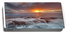 Sunset Tides - Cemlyn Portable Battery Charger