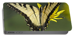 Swallowtail And Friend Portable Battery Charger
