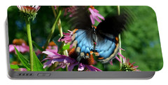 Swallowtail In Motion Portable Battery Charger