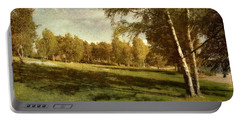 Swedish Landscape Portable Battery Charger