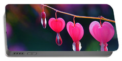 Sweet Hearts Portable Battery Charger