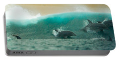 Swim Thru Portable Battery Charger