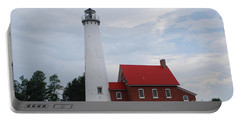 Tawas Point Lighthouse Portable Battery Charger