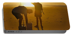 Portable Battery Charger featuring the photograph Teach A Man To Fish... by Eric Tressler