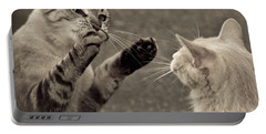 That Mouse Was This Big Portable Battery Charger by Kim Henderson