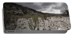 The Bank Of The Nueces River Portable Battery Charger