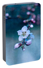 Portable Battery Charger featuring the photograph The First by Laura Melis